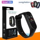 Vòng đeo tay smart M4