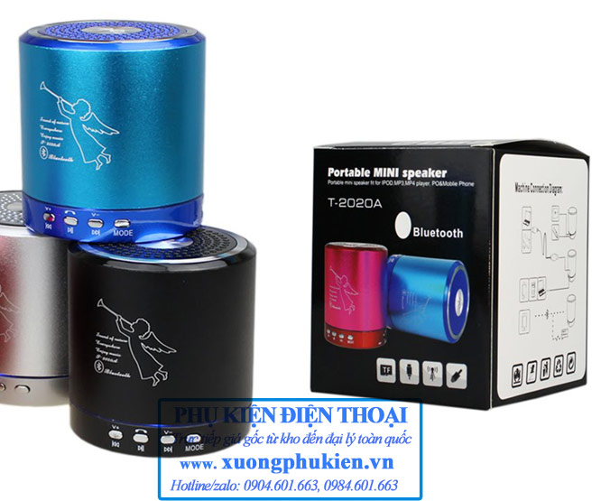loa bluetooth t2020a