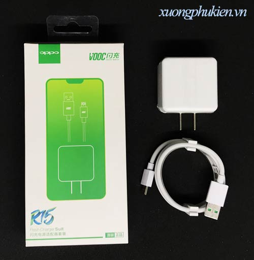 Bộ oppo R15 VOOC Quality